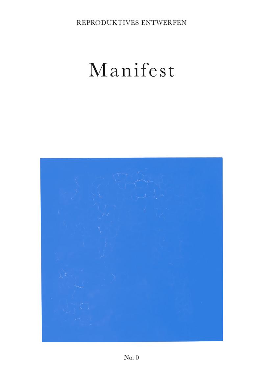 Ein Manifest_Umschlag